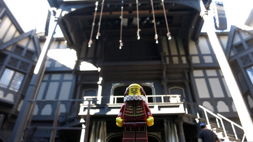The LEGO Movie Collectible Minifigures : William Shakespeare | by wiredforlego