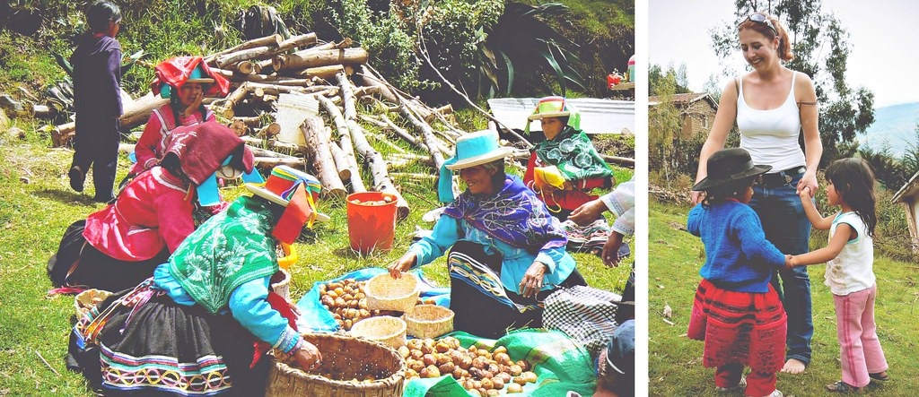Honoring 'Pachamama' in Peru | via It's Travel O'Clock