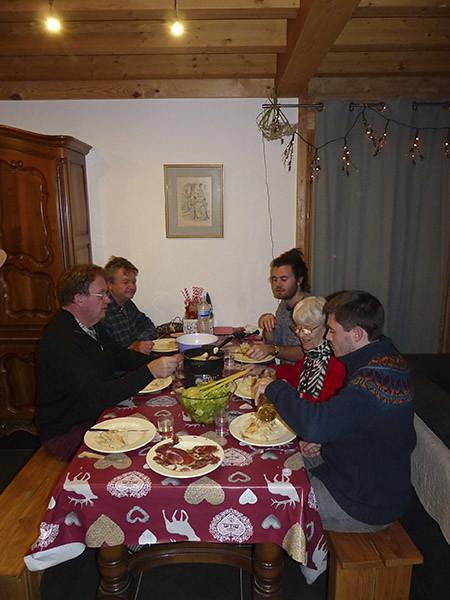 première fondue