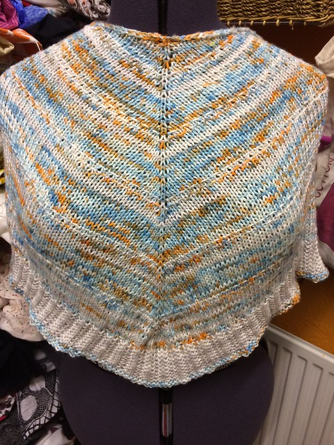 Colour Field Shawl