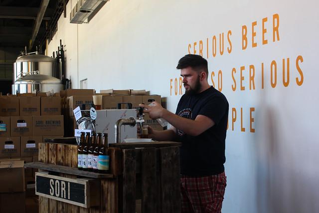 Cervecería Sori Brewing de Tallin