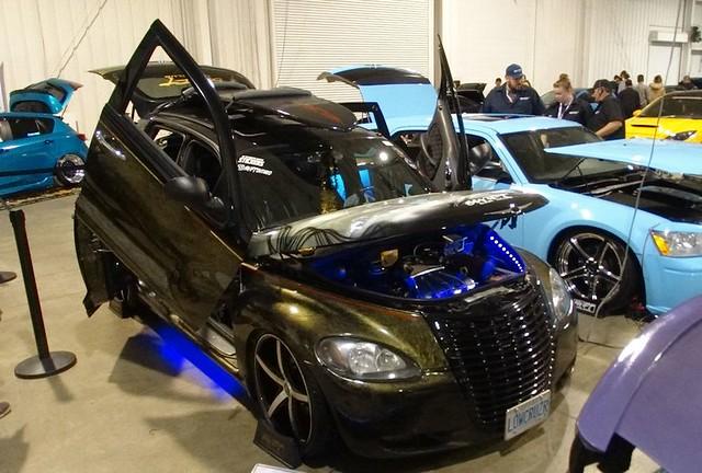 Sergio Sousa's Custom Chrysler PT Cruiser