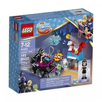 LEGO DC Super Hero Girls Lashina Tank (41233) Speed Build