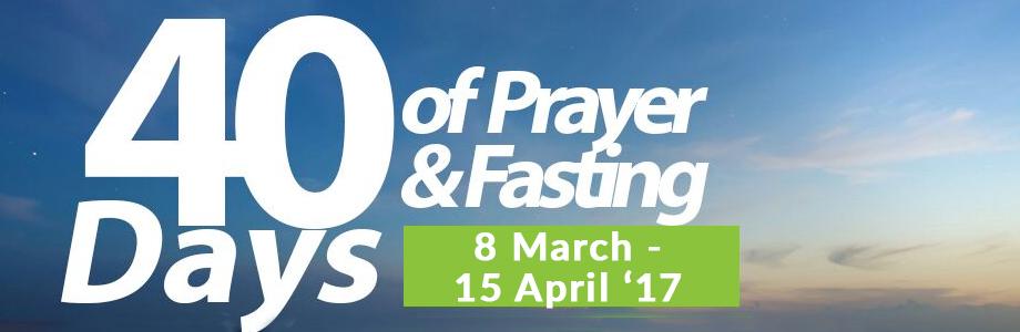 40 days fasting and praying web