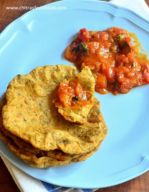 Tomato sabji recipe