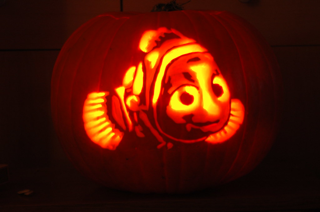Nemo From Quot Finding Nemo Quot Nemo Pattern Form The Pumpkin