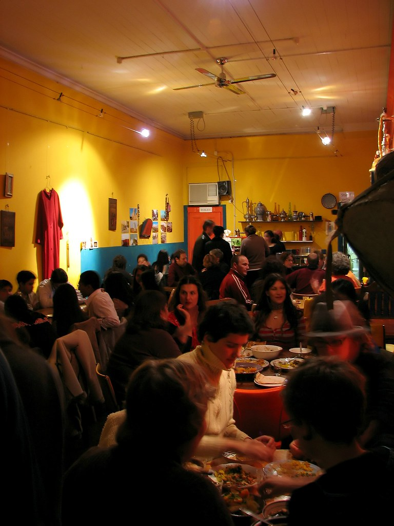 Moroccan Soup Bar New Restaurant
