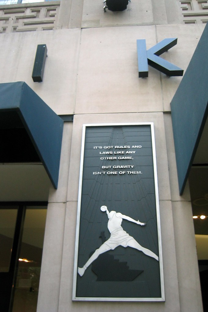 Chicago - Near North Side: Niketown Chicago | It's got rules… | Flickr