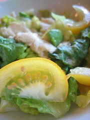 caesar_salad_with_yellow_tomatoes | by tofu666
