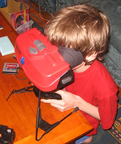 Virtual Boy | by Tim Lambert