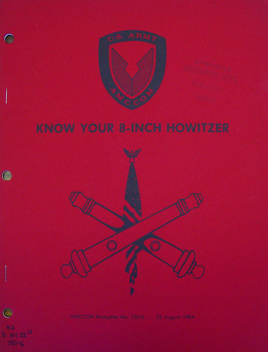 Know your 8-inch Howitzer | by graylady