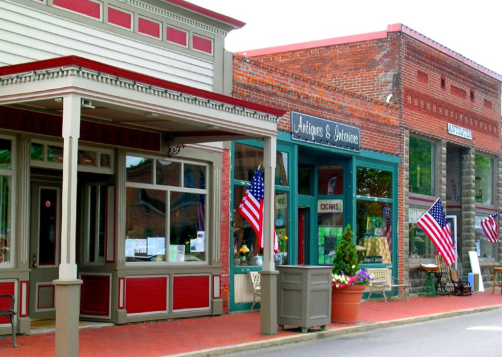 Antique Stores Blackwater Missouri Typical Of Other