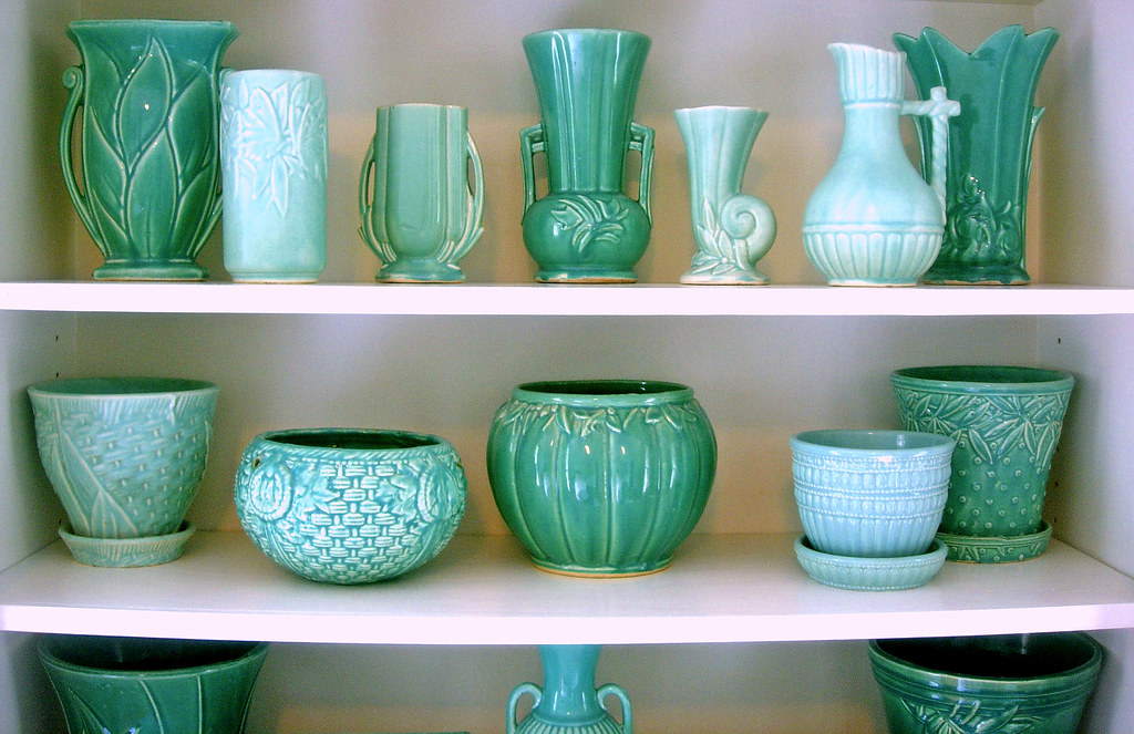 Mccoy Pottery Dandybreadandcandyspot Doxieone Flickr