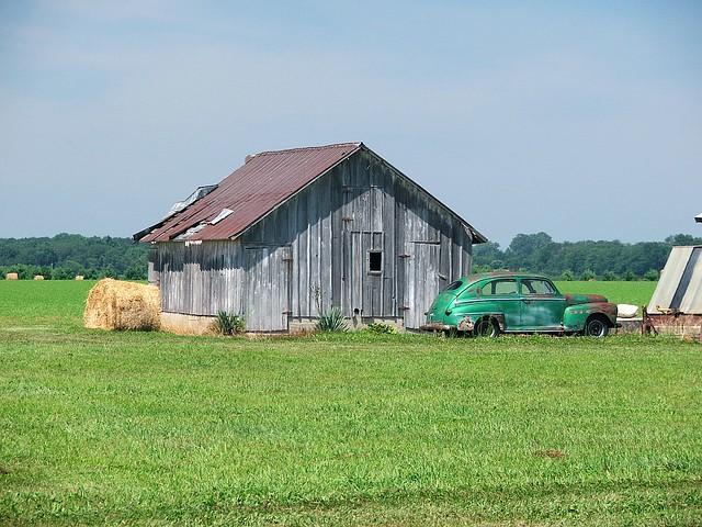 New Car Barn Find