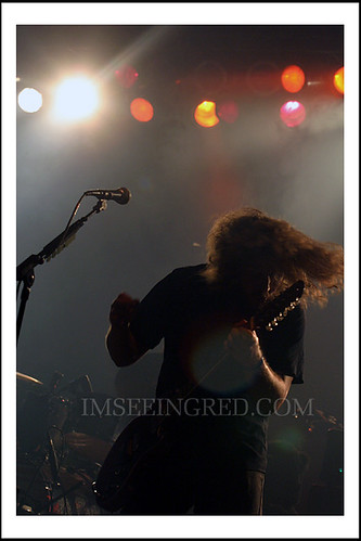 My Morning Jacket-Bonnaroo-2006 | by Audrey Harrod