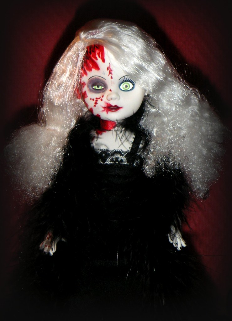 Living Dead Doll Hollywood | Hollywood Was A Famous Glamour U2026 | Flickr