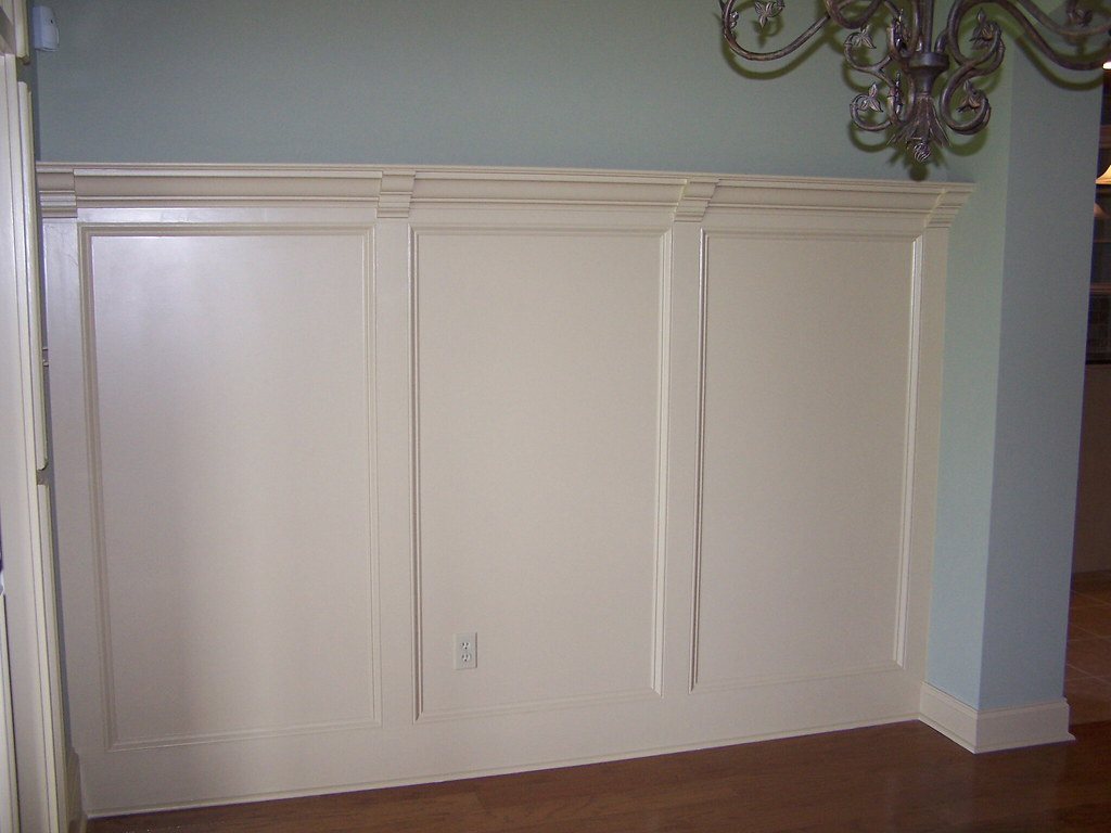 Wall panels dining room images - Dining room panels ...