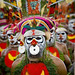 Papua New Guinea Mount Hagen singsing tribe