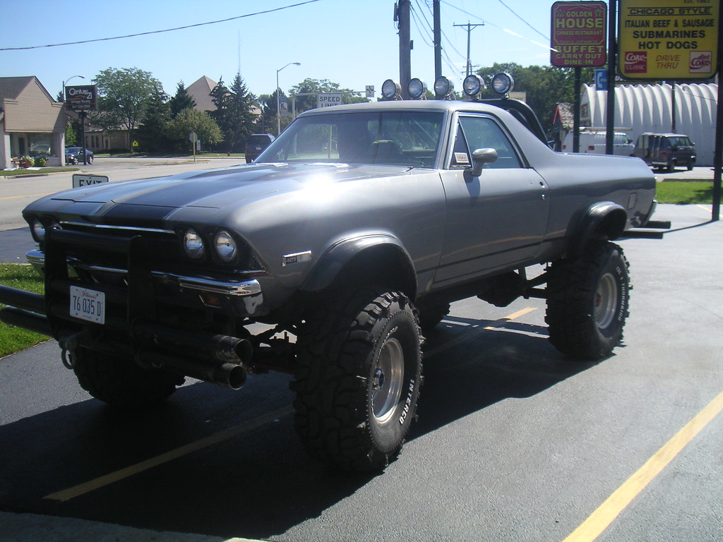 Off Road El Camino The Great Jeff Foxworthy Once Said