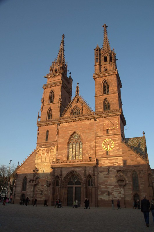 Catedral da Basiléia (Basler Münster)