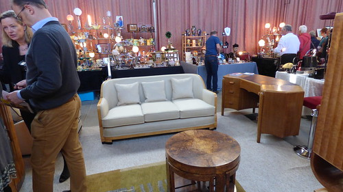 furniture on show at eltham palace deco fair 2015 flickr