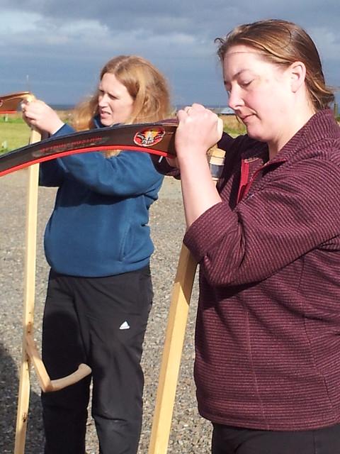 Learn to scythe Scotland