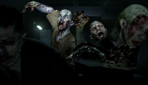 Resident Evil 6 horda zombis