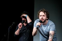 Jonas Scheiner, Henrik Szanto, Sturm auf den Turm Slam, Poetry Slam Wien