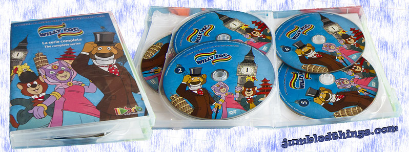 Willy-Fog-dvd-set