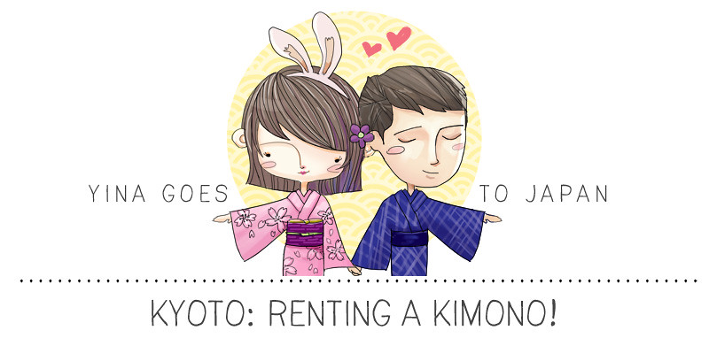 Japan! Kyoto: A Day in Kimono / Kiyomizu-dera / Arashiyama