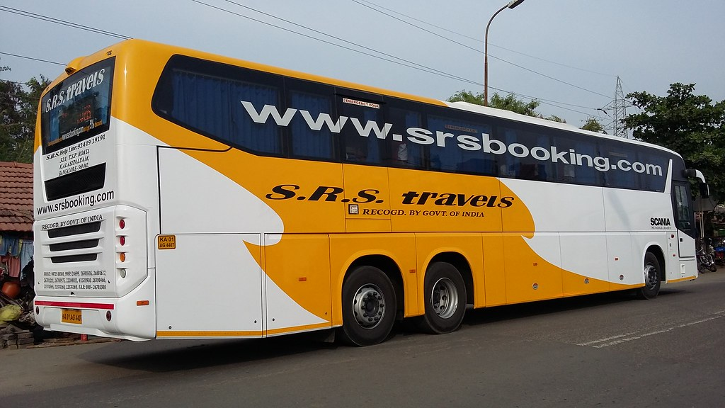 While the location is known for its bustling activity, it is also SRS Travels' headquarters. SRS, with a fleet of close to 5, vehicles hovering across various locations in the .