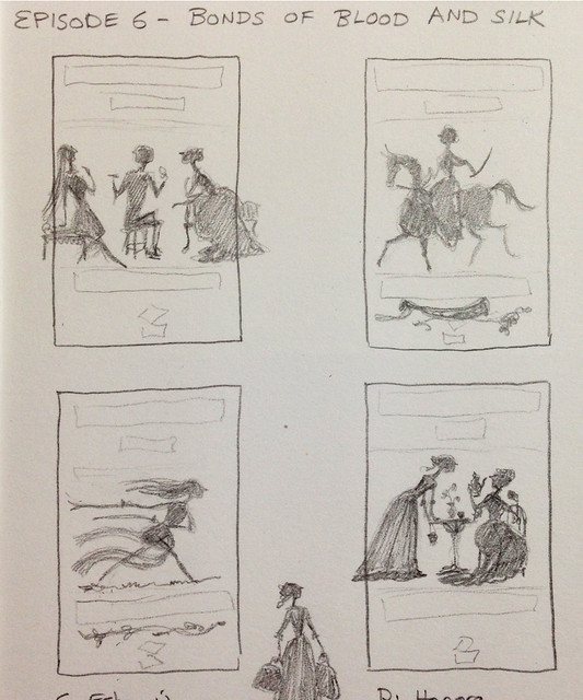 Tremontaine Season 2 Episode 6 - Thumbnails