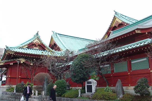 Kanda Shrine (神田明神)