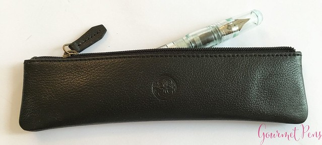 Review Franklin-Christoph Model 66 Antique Glass Fountain Pen @1901FC 2