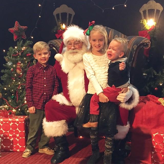 December Christmas activities