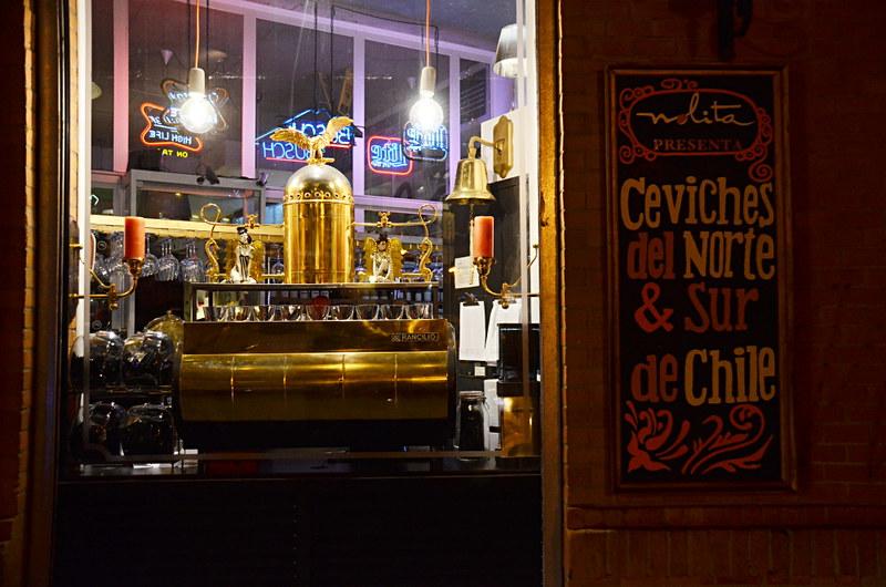 Bar, Lastarria, Santiago,Chile