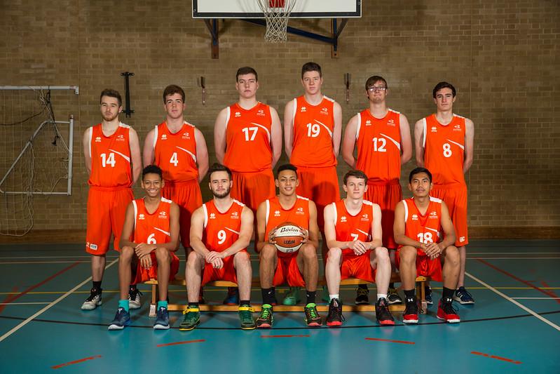 Team BTC Mens Basketball 2016/17