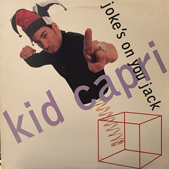 KID CAPRI:JOKE'S ON YOU JACK(JACKET A)