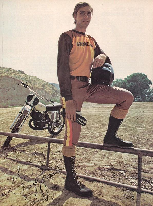 Gary Jones Hondaline 1