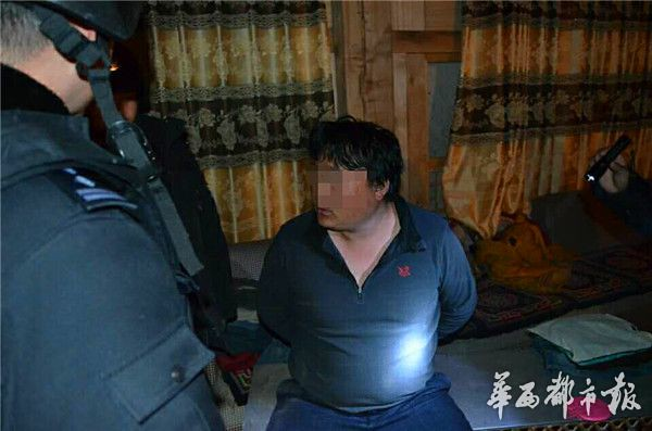 In Sichuan a man committed the murder in Lhasa, was arrested new year's Eve flight back home