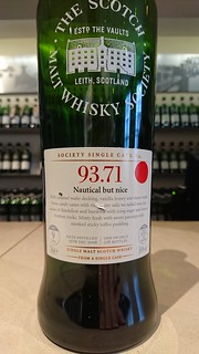 SMWS 93.71 - Nautical but nice