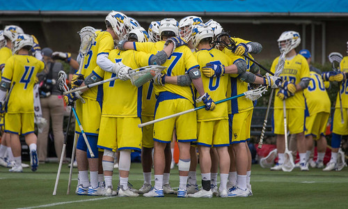Men's lacrosse winning streak brought to cold end