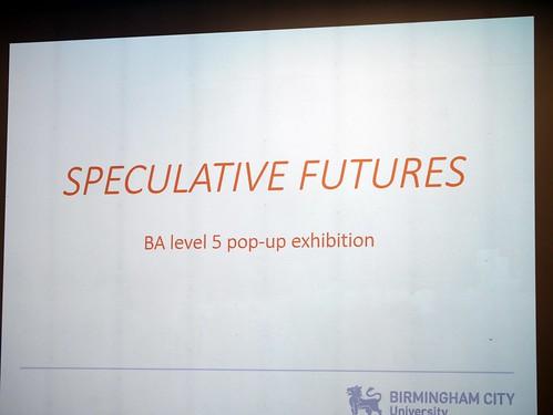 Speculative Futures - 4