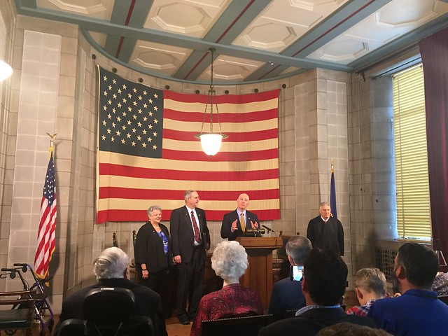 Gov. Ricketts Selects Clements for LD2 Appointment - 2/6/2017