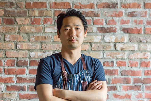 Chef Steven Kwon