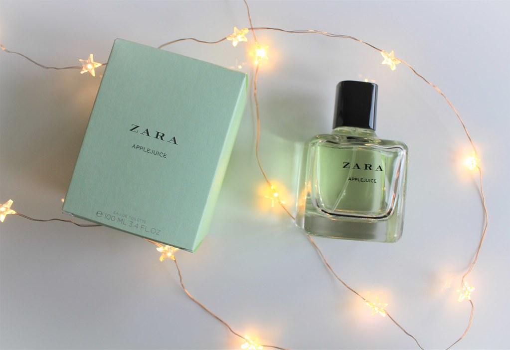 Zara Perfume - Apple Juice
