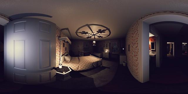 Amityville Bedroom
