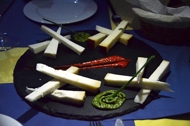 Local cheese, Don Din Dos, Frontera, El Hierro