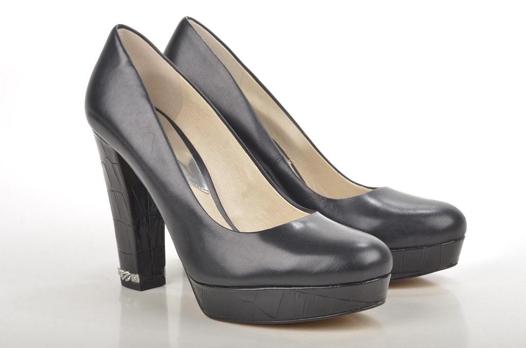 michael kors sabrina pump high heel pumps mit plateau 40f5. Black Bedroom Furniture Sets. Home Design Ideas