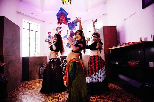 La Danza de la Diosa _Show 9